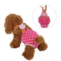 Points pet grand chien couches sanitaires pantalon physiologiques lavable chien femelle shorts culottes menstruation sous v ecirc tements